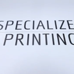 Specialized Printing