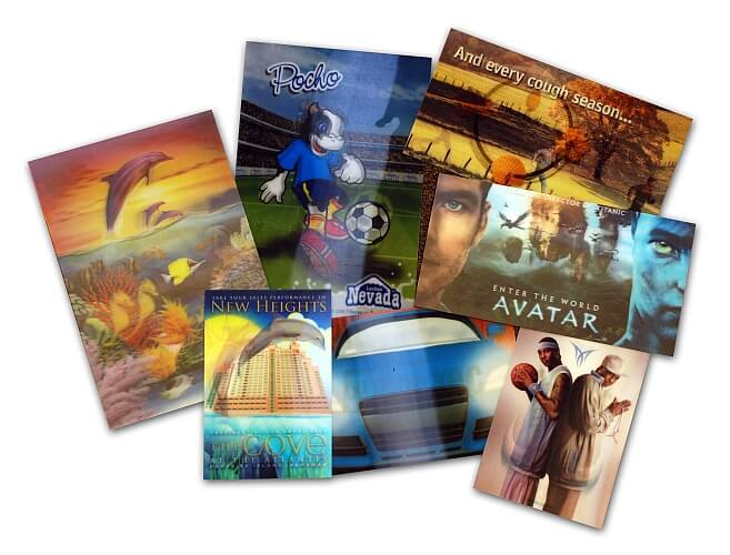 Lenticular Printing Services Lenticular Printing Los